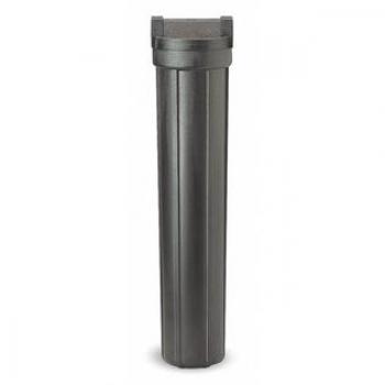 """Корпус Pentek (Pentair) 20 slim line, чорный 3/4"""" для горячей воды"""