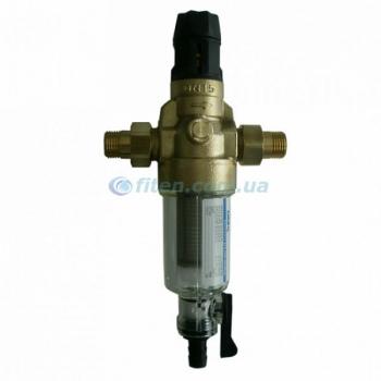 """Фильтр BWT PROTECTOR MINI HWS ½"""" CR для холодной воды с регулятором давления"""