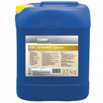 BWT BENAMIN SPOREX (Гипохлорит натрия), 33 кг