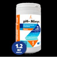 pH Минус1,2 кг - Средство для понижения уровня рН