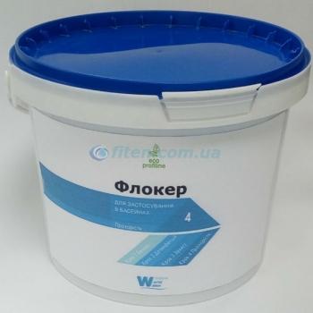 Флокер 2,5 кг осветление воды