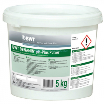 BWT BENAMIN pH-plus Pulver 5 кг