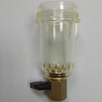 Honeywell KF06-1/2A прозрачная колба для фильтров FF06-1/2, FK06-1/2, FK06-3/4