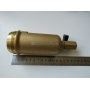 Honeywell KF06-1B латунная колба для фильтров FF06-3/4,FF06-1, FF06-1 1/4, FK06-1, FK06-1 1/4
